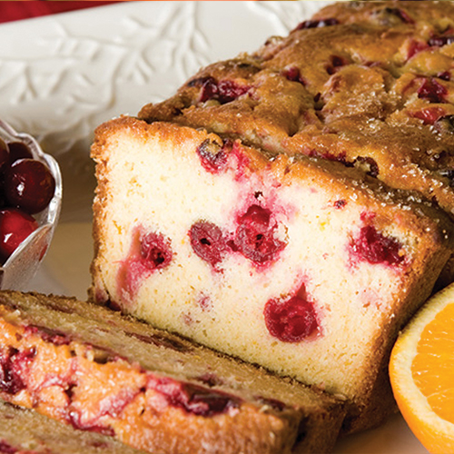 Breadwinner Cranberry Orange Bread