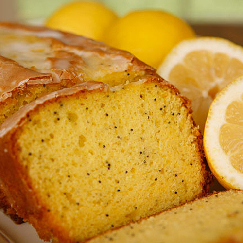 Breadwinner Lemon Poppyseed Bread