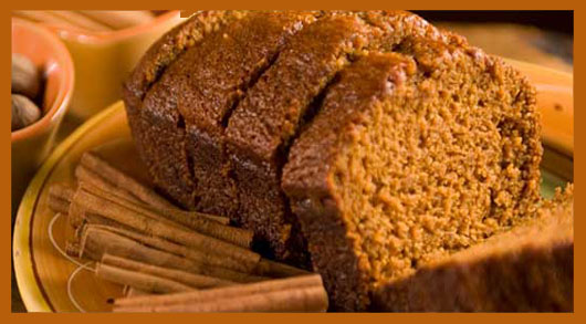 Breadwinner pumpkin bread